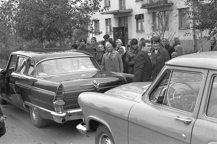 Свадьба в СССР, как это было (5)