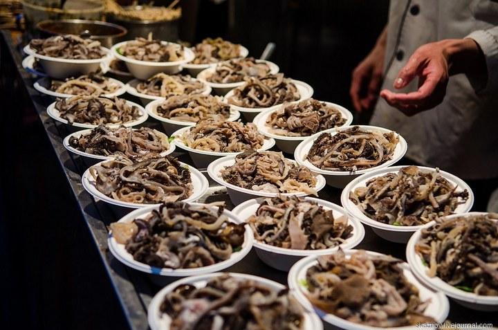 Необычная еда в Китае (6)