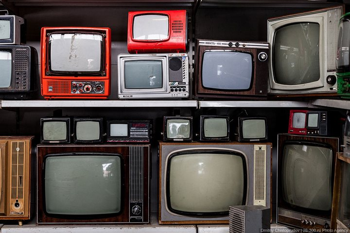 старая советская электроника (7)