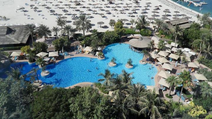 Вайлд Вади — Аквапарк в Дубае (6)