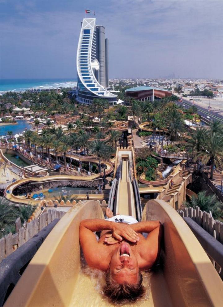 Вайлд Вади — Аквапарк в Дубае (9)