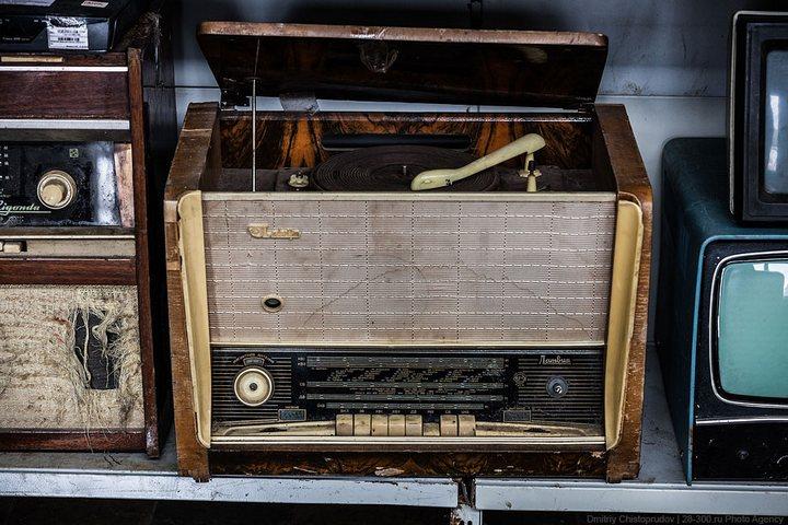 старая советская электроника (10)