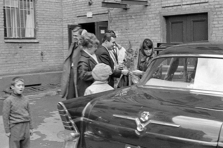 Свадьба в СССР, как это было (10)