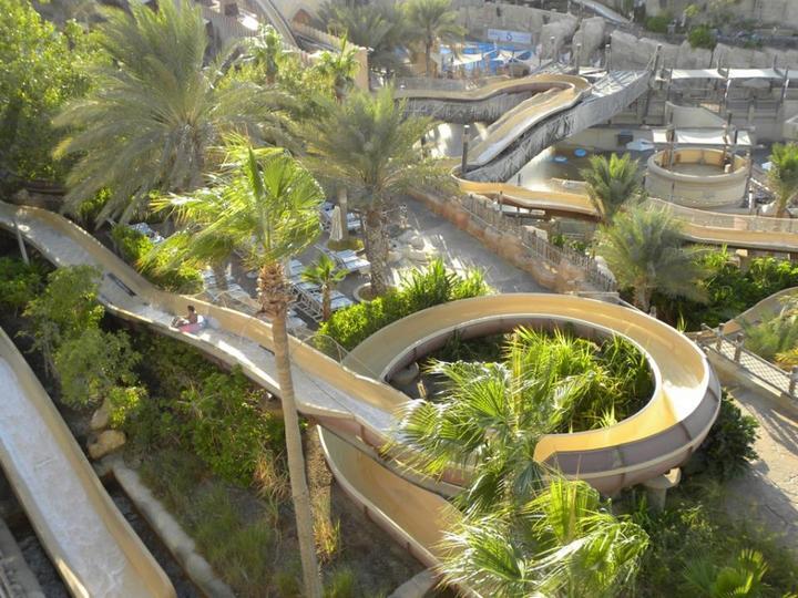 Вайлд Вади — Аквапарк в Дубае (11)