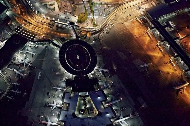 аэропорт с высоты птичьего полета (2)