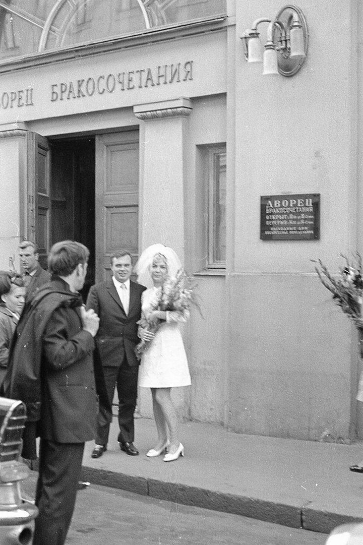 Свадьба в СССР, как это было (15)
