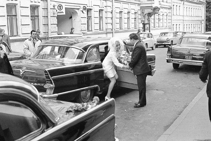 Свадьба в СССР, как это было (16)
