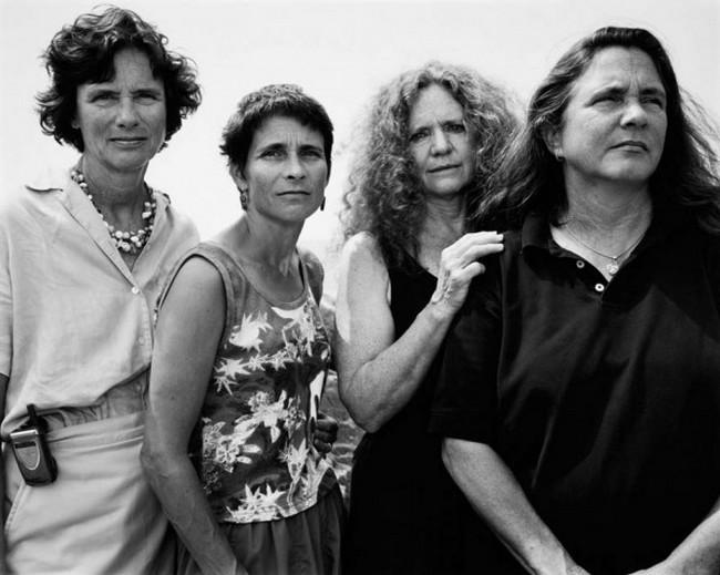каждый год по фото, как стареют люди, четыре сестры (30)