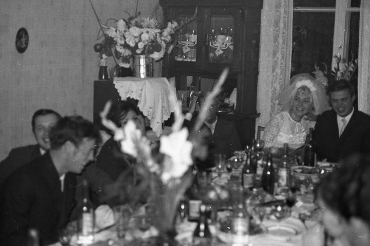 Свадьба в СССР, как это было (35)
