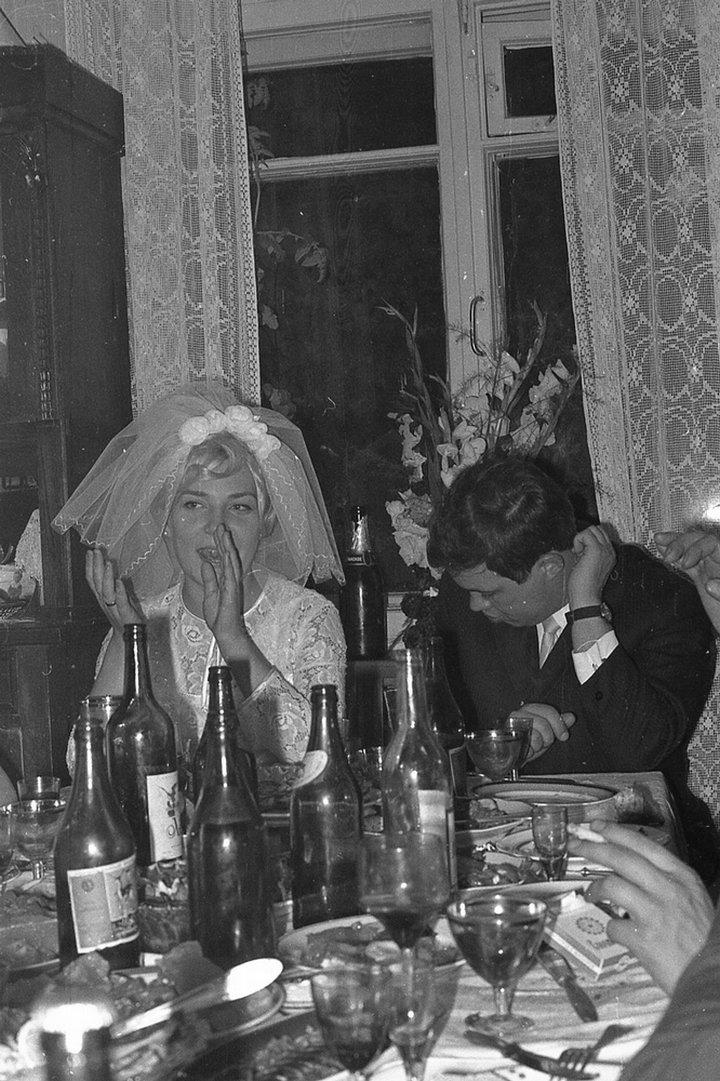 Свадьба в СССР, как это было (46)