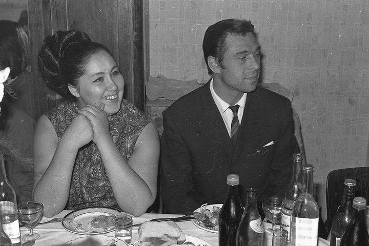 Свадьба в СССР, как это было (55)
