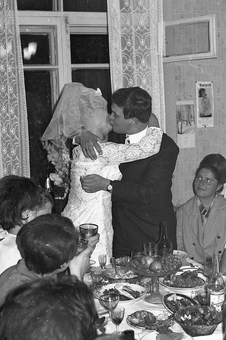 Свадьба в СССР, как это было (56)