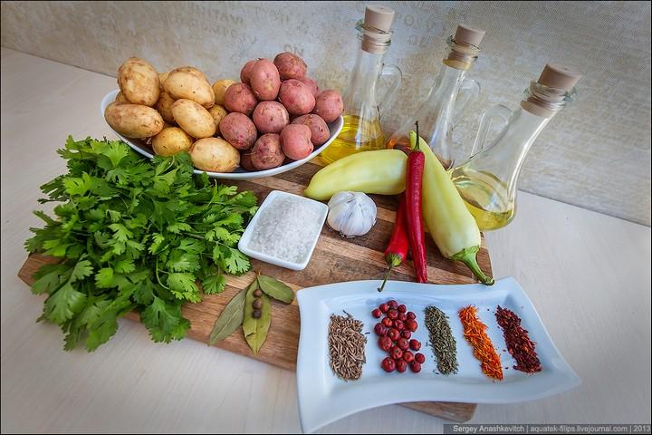 Три небанальных блюда из молодого картофеля (1)