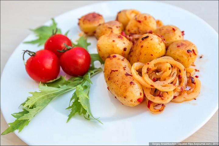 Три небанальных блюда из молодого картофеля (9)