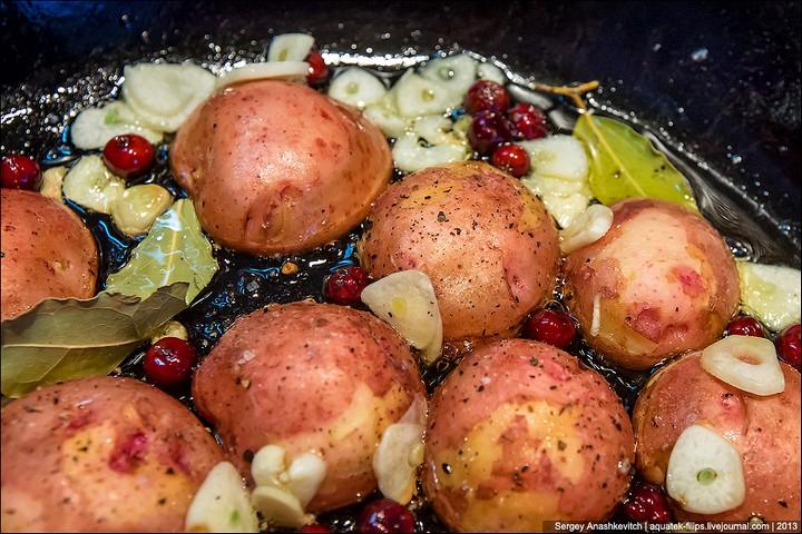 Три небанальных блюда из молодого картофеля (13)