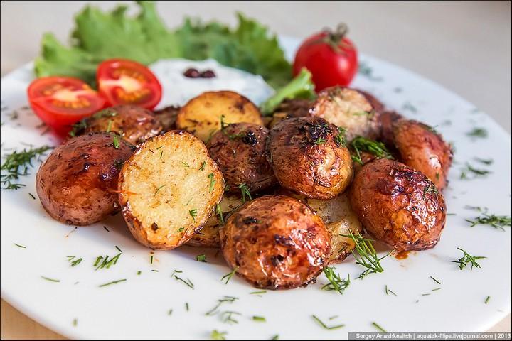 Три небанальных блюда из молодого картофеля (17)