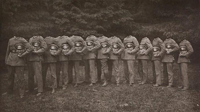 Старые фотографии без головы (1)