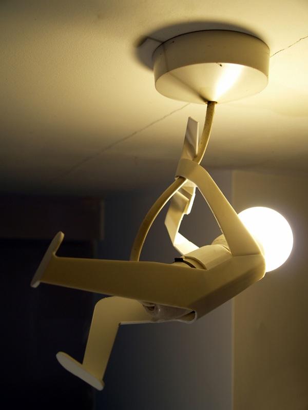 Самые необычные и стильные светильники и люстры (2)