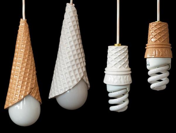 Самые необычные и стильные светильники и люстры (8)