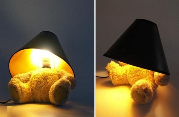 Самые необычные и стильные светильники и люстры (11)