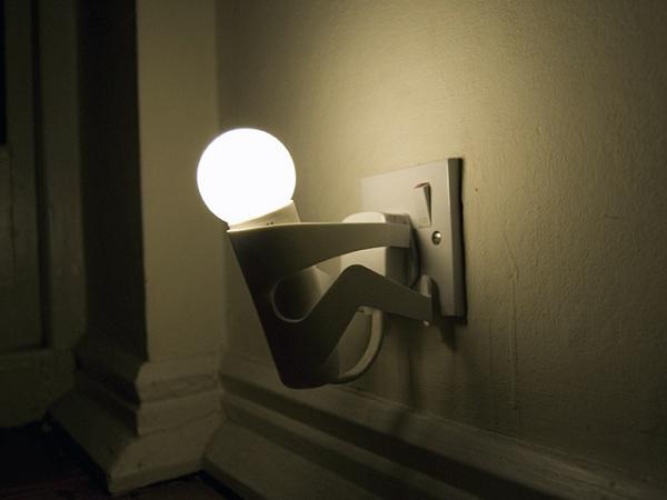 Самые необычные и стильные светильники и люстры (3)