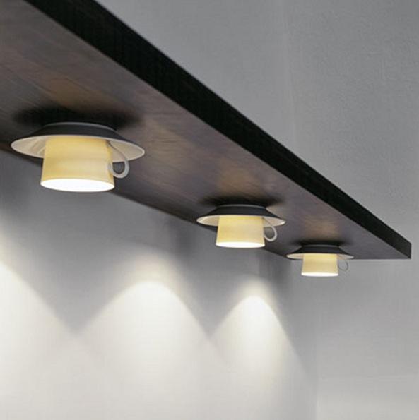 Самые необычные и стильные светильники и люстры (14)