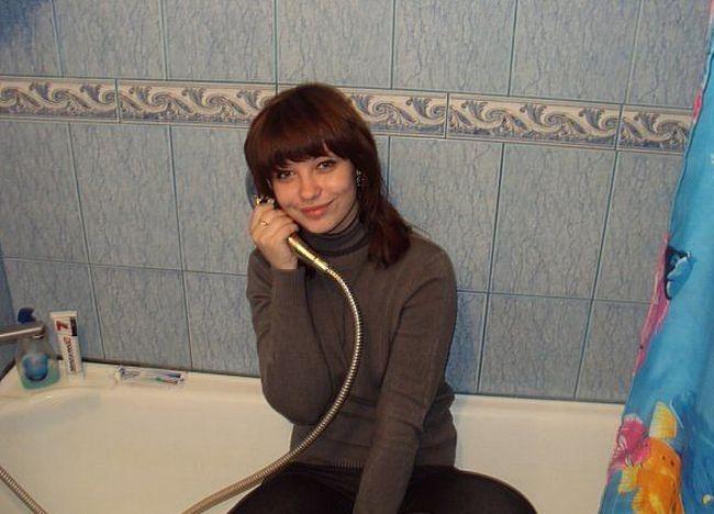 Прикольные любительские, домашние фото девушек, частное фото девушек, фото девушек из Вконтакте, фото девушек из соц сетей (55)