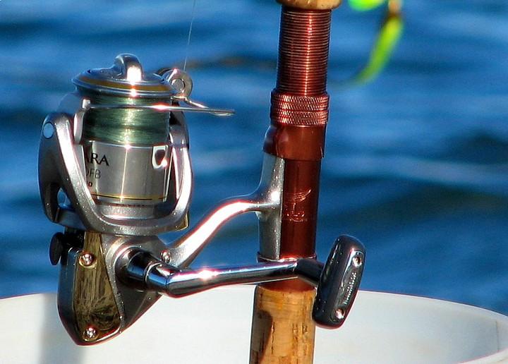 Как выбрать рыболовную катушку (1)