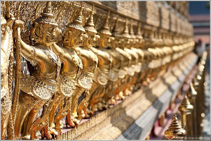 Город Бангкок - шумная столица Таиланда (1)