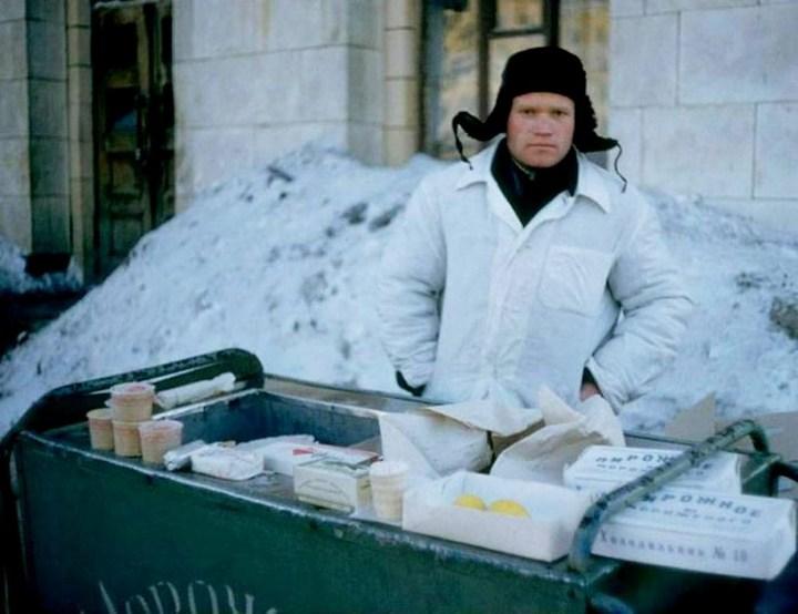 Как делали мороженое в СССР, цены на мороженое в СССР, советское мороженое (5)