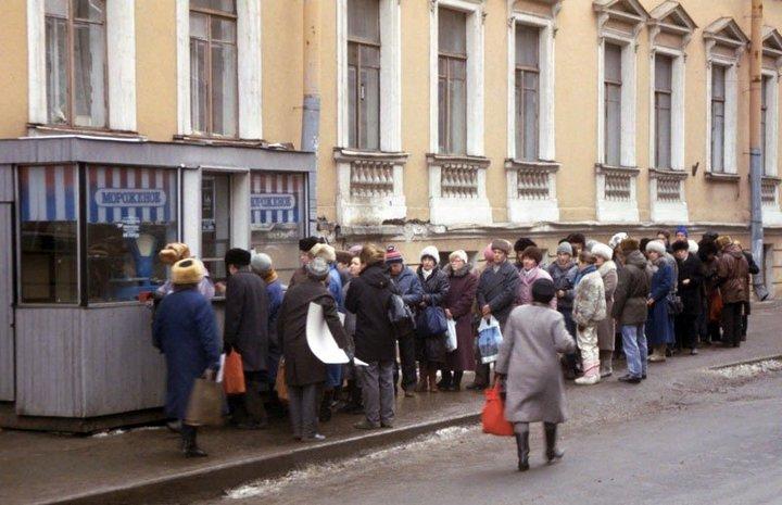 Как делали мороженое в СССР, цены на мороженое в СССР, советское мороженое (9)