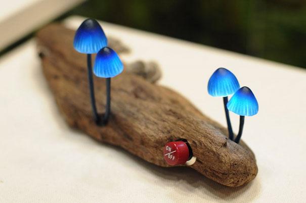 Самые необычные и стильные светильники и люстры (6)