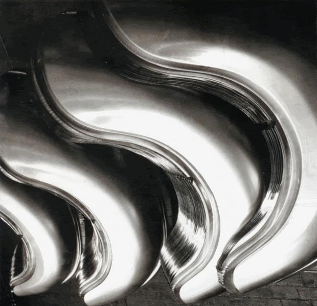 Старые фотографии с завода Фольксваген, производство Фольскваген Жук (9)