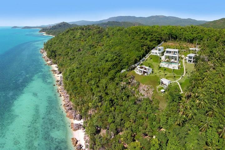 Роскошная вилла в Тайланде — Villa Beige, красивый отель с видом на море (2)