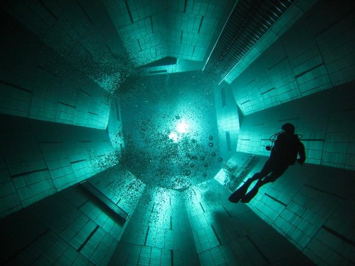 Самый глубокий бассейн в мире расположен в Бельгии (12)