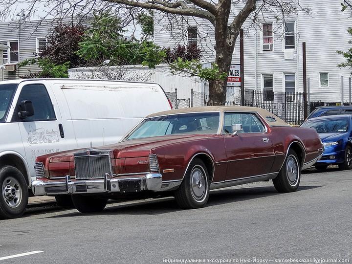 Фото старых американских машин Нью-Йорка. Ностальгия (4)