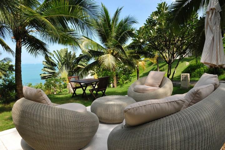 Роскошная вилла в Тайланде — Villa Beige, красивый отель с видом на море (5)