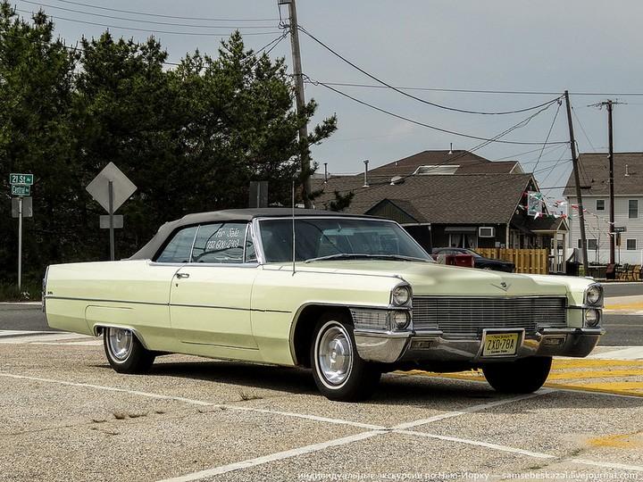 Фото старых американских машин Нью-Йорка. Ностальгия (6)