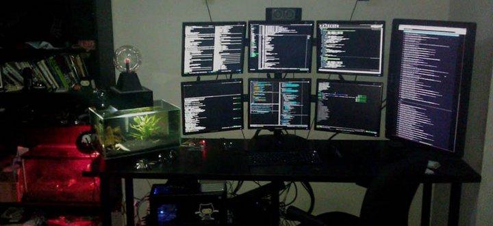 Самые лучшие рабочие места с компьютером (7)