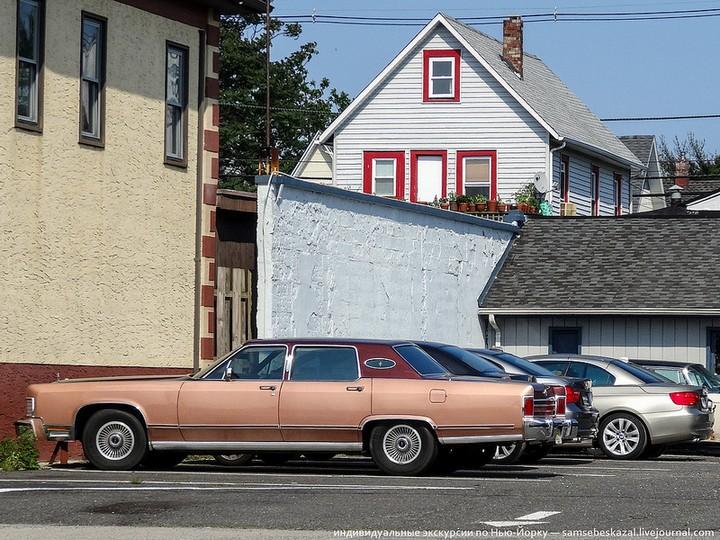 Фото старых американских машин Нью-Йорка. Ностальгия (14)