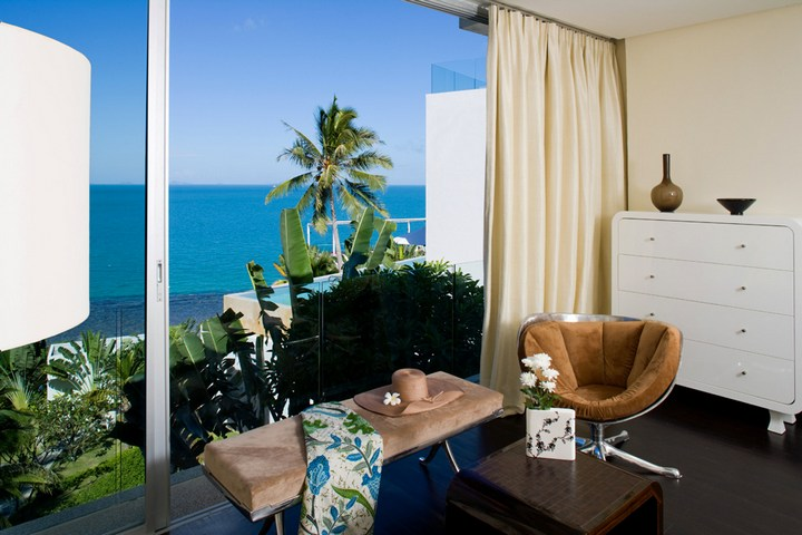 Роскошная вилла в Тайланде — Villa Beige, красивый отель с видом на море (18)
