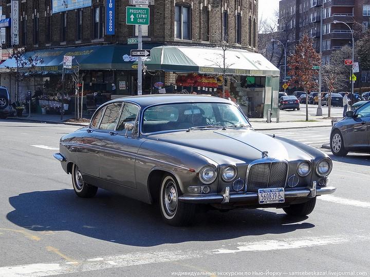 Фото старых американских машин Нью-Йорка. Ностальгия (20)