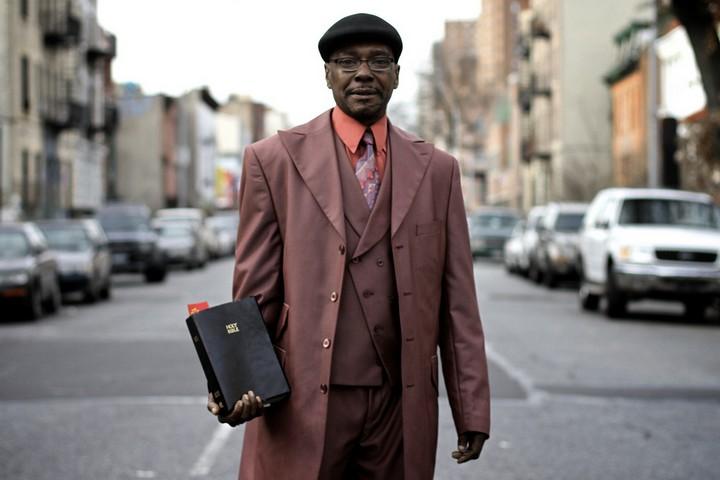 Нью-Йорк в лицах, жители Нью-Йорка (36)