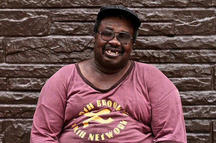 Нью-Йорк в лицах, жители Нью-Йорка (21)
