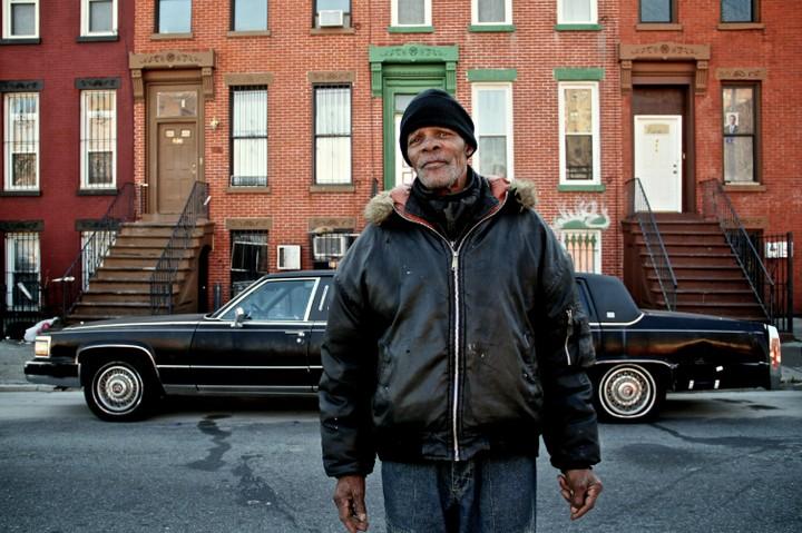 Нью-Йорк в лицах, жители Нью-Йорка (20)
