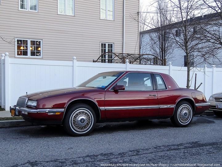 Фото старых американских машин Нью-Йорка. Ностальгия (40)