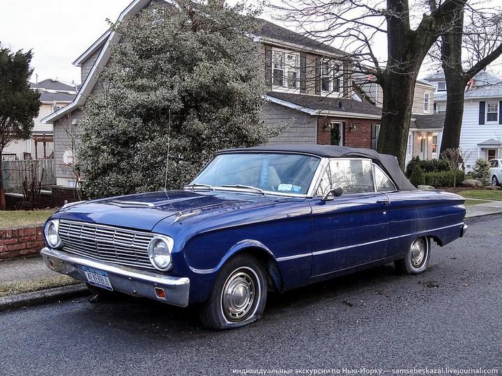 Фото старых американских машин Нью-Йорка. Ностальгия (41)