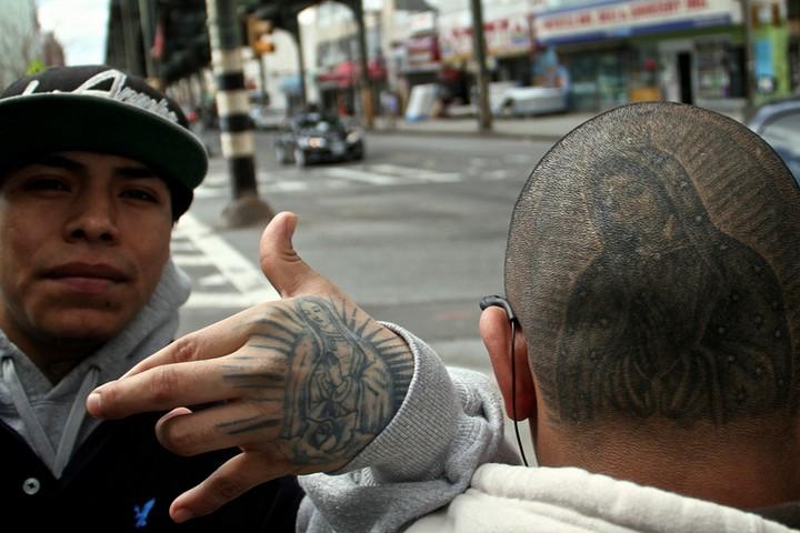 Нью-Йорк в лицах, жители Нью-Йорка (14)