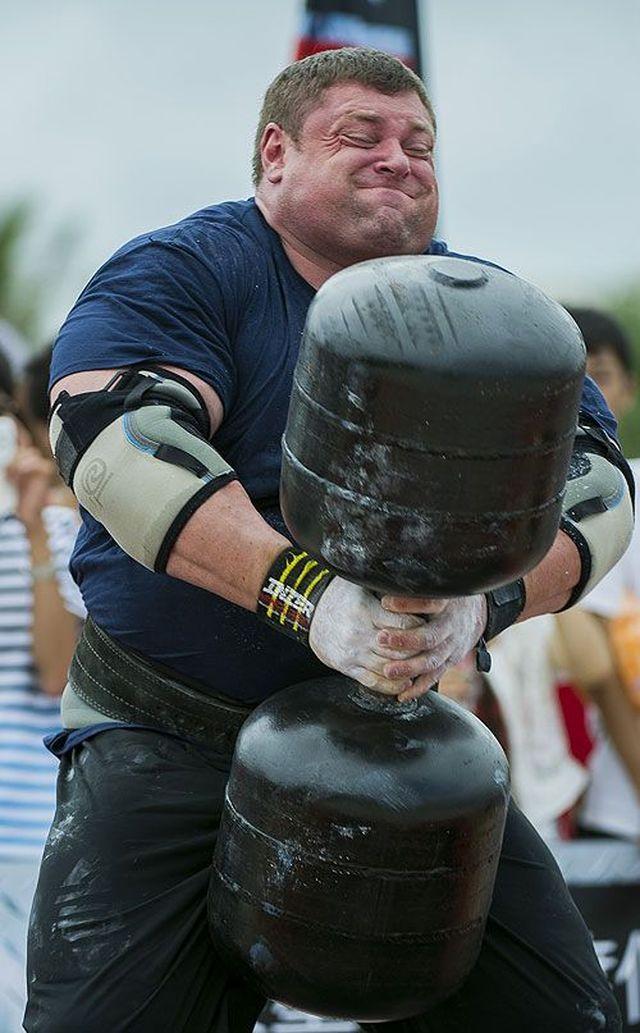 Соревнования самых сильных людей мира, интересные фотографии (2)