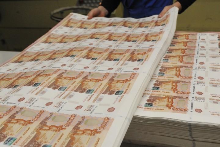 Как делают деньги на монетном дворе (25)
